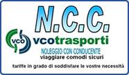 NCC Noleggio Con Conducente